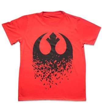 Star Wars Resistance Logo Shirt