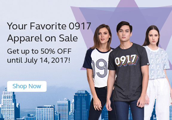 Get up to 50% OFF until July 14, 2017!